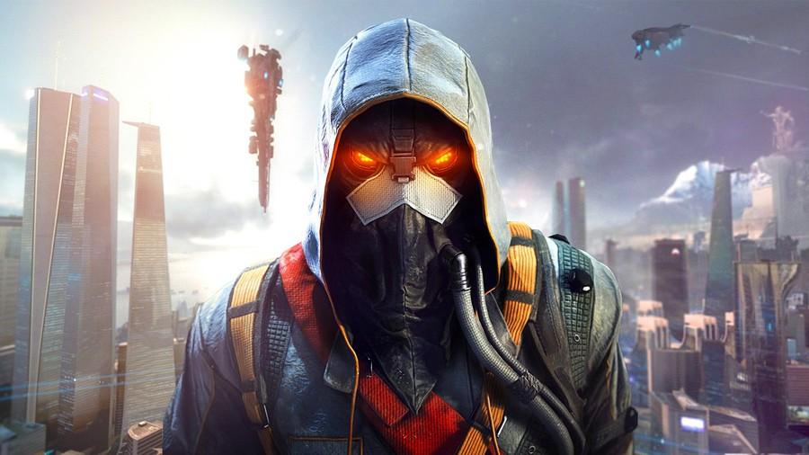 Killzone Shadow Fall PS4 PlayStation 4 1