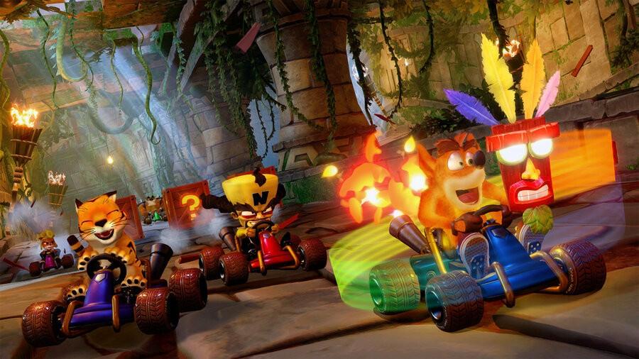 Crash Bandicoot Nitro Fueled Hands On PS4 5