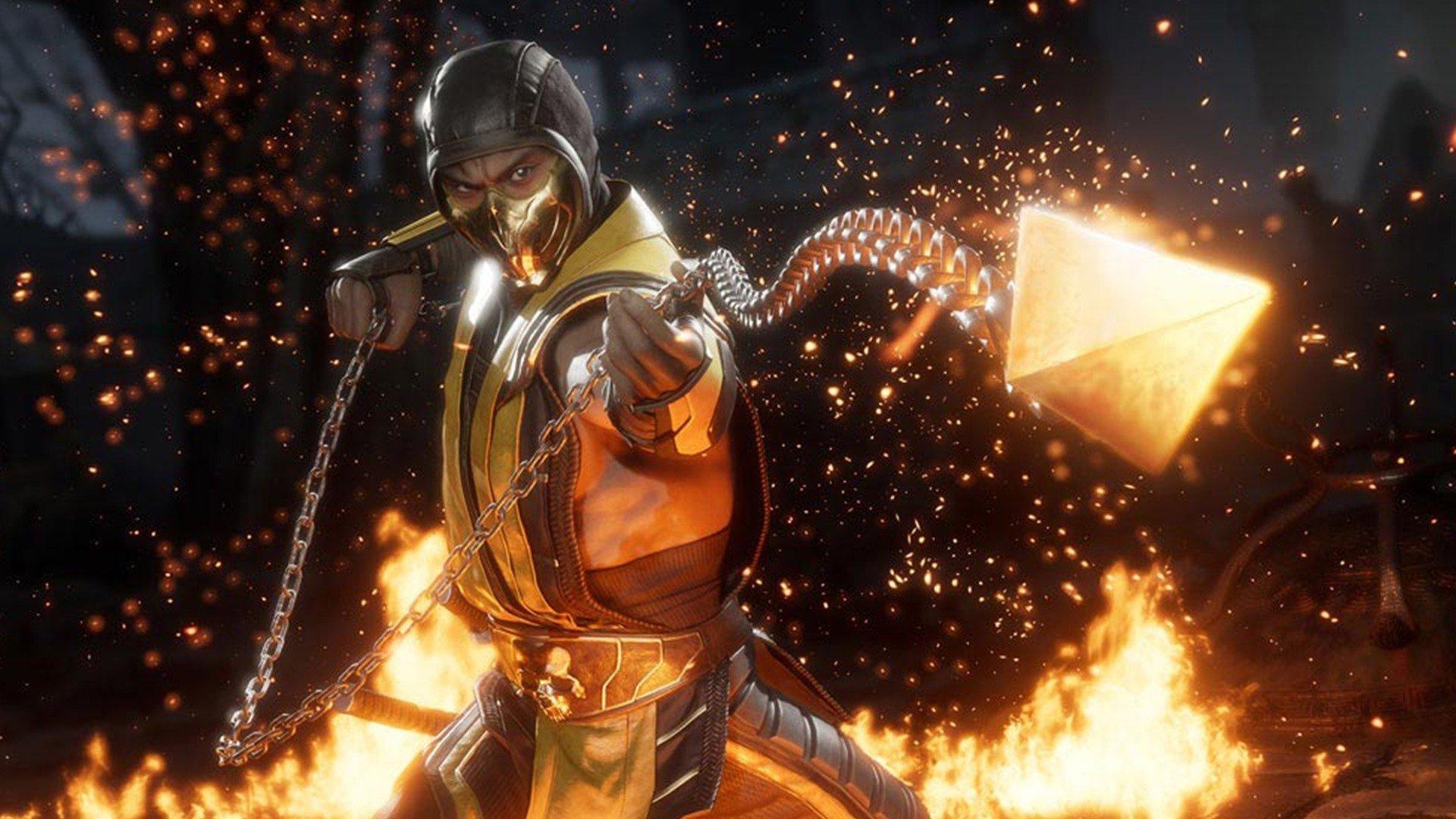 Mk11 4k Wallpaper: Mortal Kombat 11 PS4 Beta Announced, Access Locked To Pre