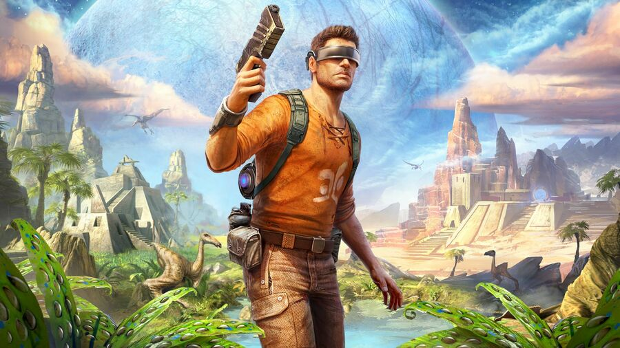 Outcast: Second Contact PS4 PlayStation 4
