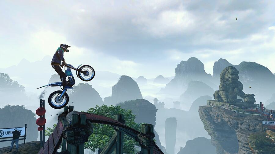 Trials Rising Open Beta Test PS4 PlayStation 4