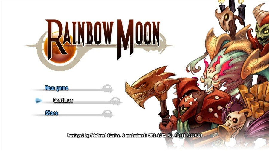 Rainbow Moon PS4 PlayStation 4 Competition 1