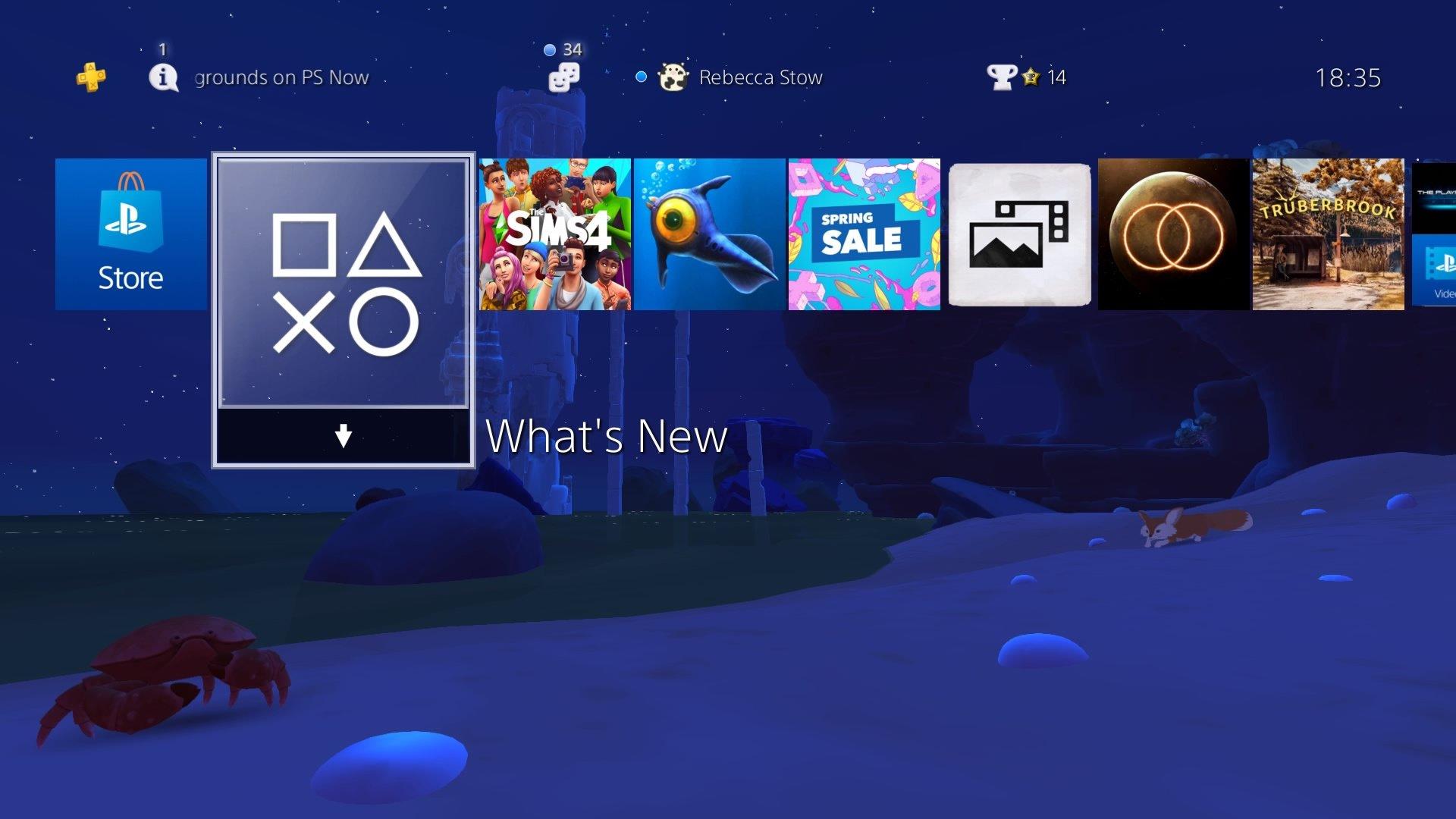 rime theme.original - PlayStation 4 - Guida: i migliori temi gratuiti da scaricare