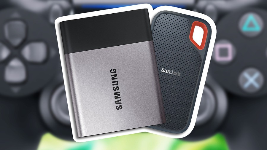 Best PS4 External SSD Hard Drive Upgrades 2019 Guide 1