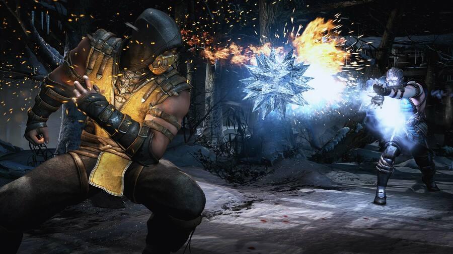 Mortal Kombat X PS4 PlayStation 4 PS Now