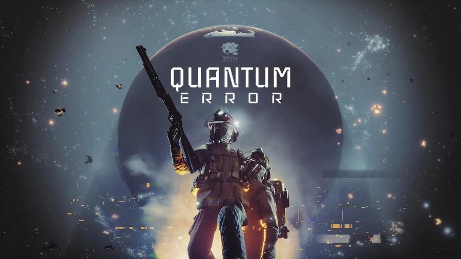 Quantum Error Ps5 Playstation 5 1 Original.original