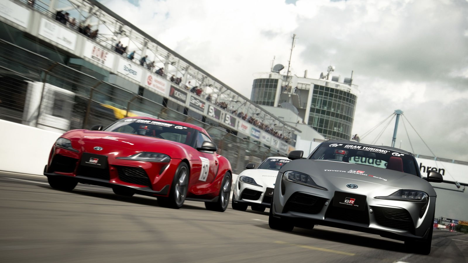 Gran Turismo Sport Repackaged on Two PS4 Discs So You Don't Have to Wait to Play