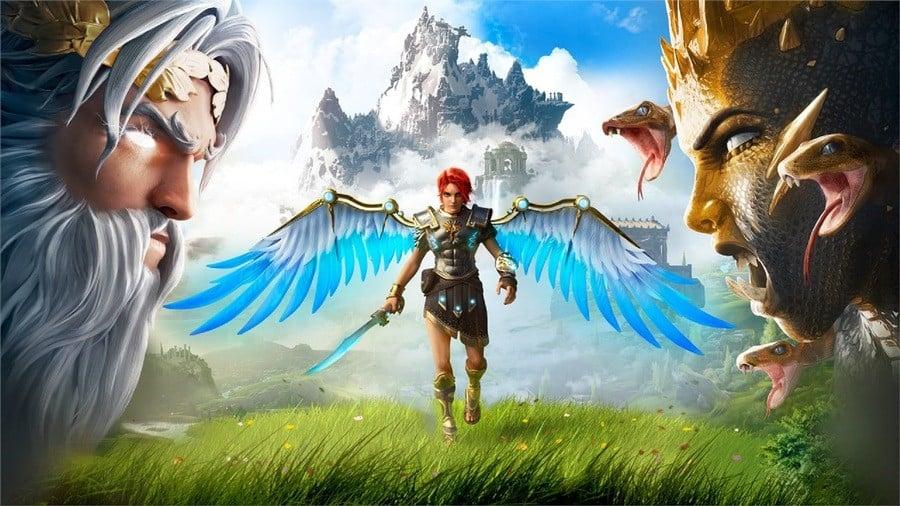 Immortals Fenyx Rising PS5 PlayStation 5