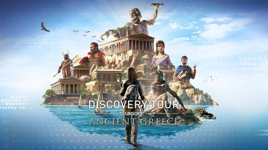 Assassin's Creed Odyssey Discovery Tour Release Date Confirmed for Next Week
