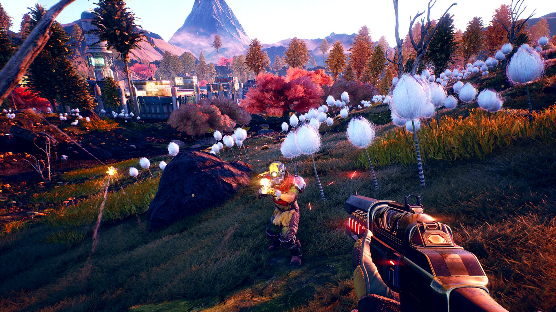 The Outer Worlds Release Date Seemingly Leaked on Steam Page