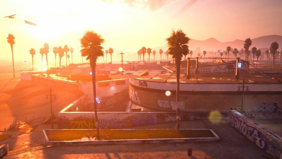 Tony Hawk's Pro Skater 1 + 2 Venice Beach Guide PS4 PlayStation 4 1