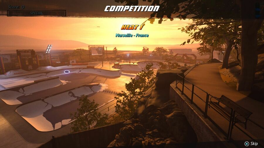 Tony Hawk's Pro Skater 1 + 2 Marseille Guide PS4 PlayStation 4 1