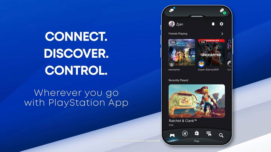 PlayStation Phone App