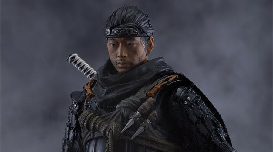 Ghost Of Tsushima Action Figure