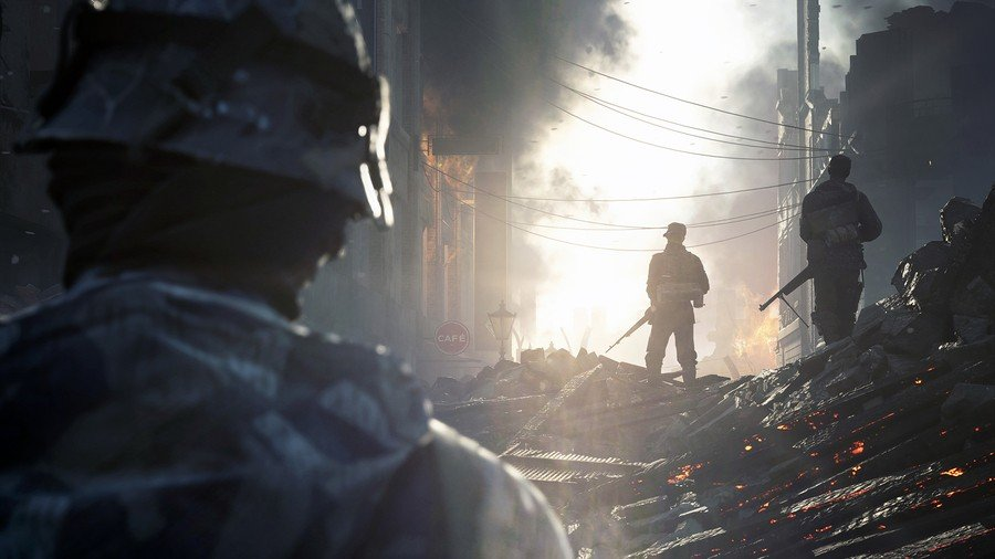 Battlefield V PS4 PlayStation 4 PS Store Spring Sale