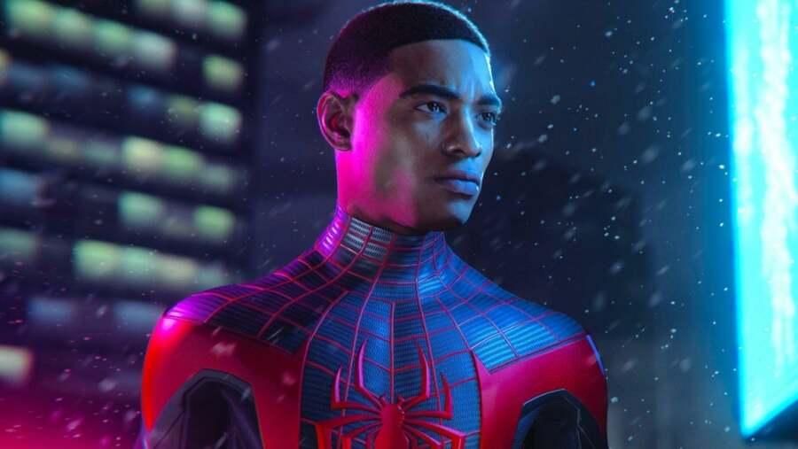 Marvel's Spider-Man Miles Morales PS5 PlayStation 5 1