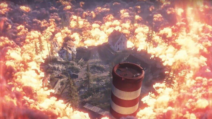 Battlefield V Firestorm Battle Royale PS4 PlayStation 4