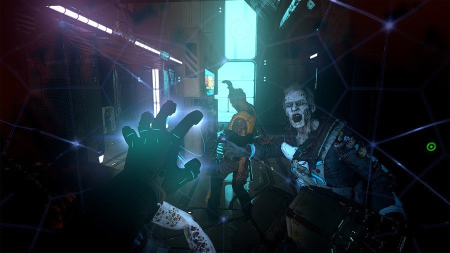 The Persistence PS4 PlayStation 4 VR Sony 1