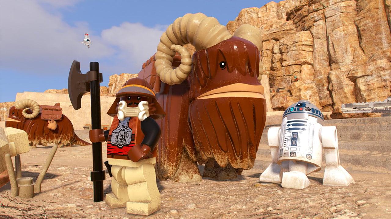 lego star wars the skywalker saga celebrates may 4th with
