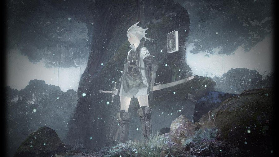 NieR Replicant PS4