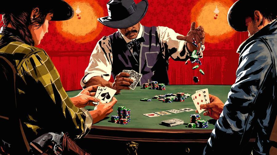 Red Dead Redemption 2 Online Update Poker