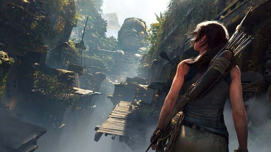 Tomb Raider Definitive Survivor Trilogy