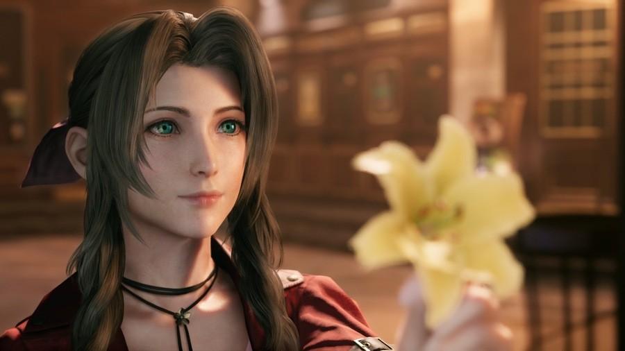 Final Fantasy 7 Remake PS4 PlayStation 4