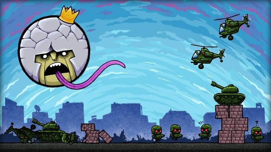 King Oddball PS5