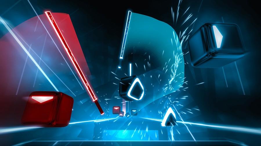 Beat Saber DLC PS4 PlayStation 4 PSVR