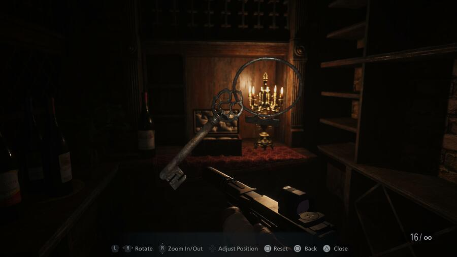 Resident Evil Village: How to Get the Courtyard Key Guide 1