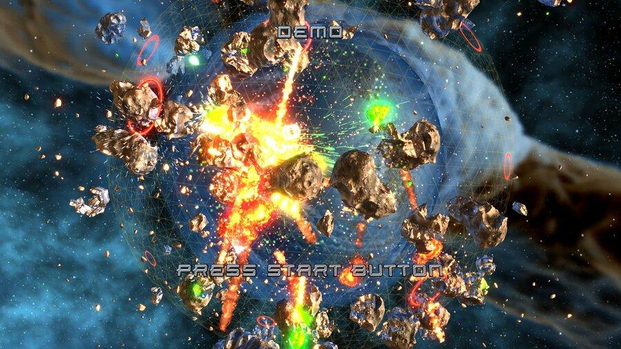 Super Stardust VR PlayStation PS4 1