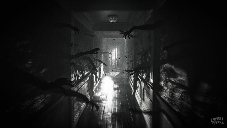 Layers of Fear 2 PS4 PlayStation 4 1