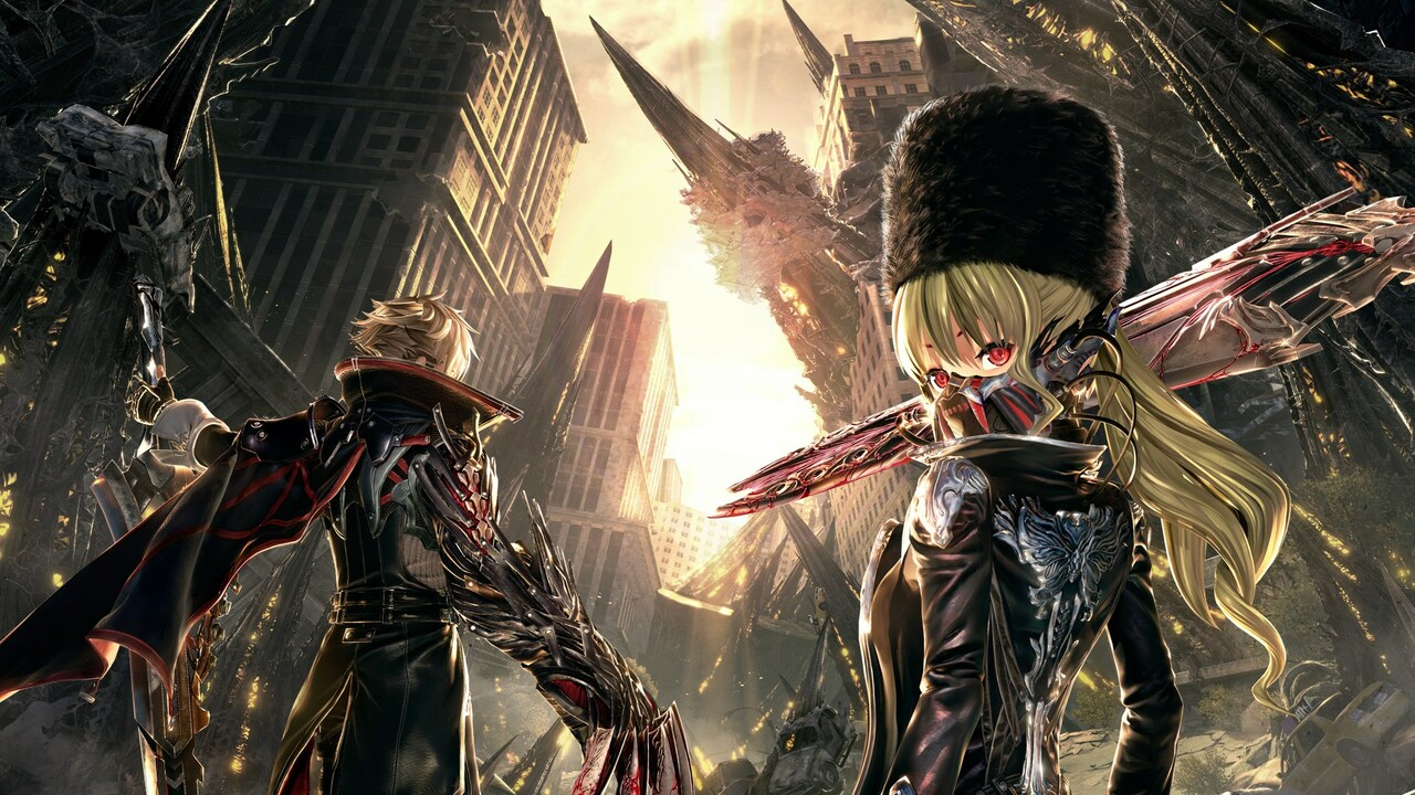 You Can Now Download and Play the Free Demo for Code Vein on PS4