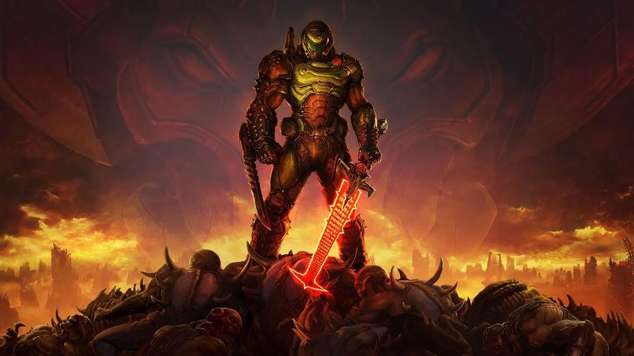 Doom Eternal Ps4 Playstation 4.original