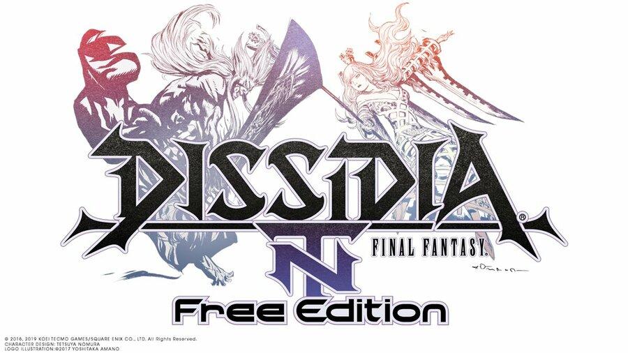 Dissidia Final Fantasy Nt Free
