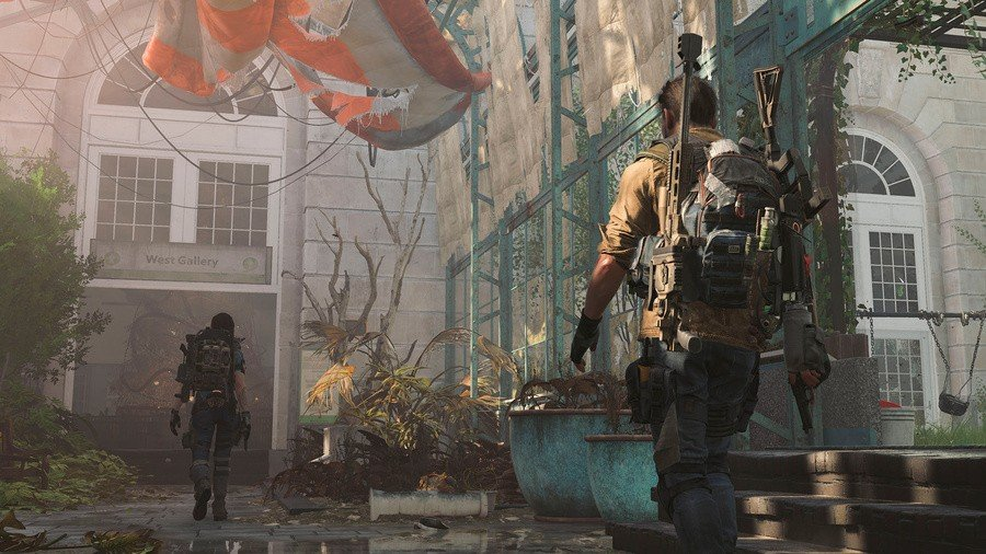 The Division 2 PS4 PlayStation 4