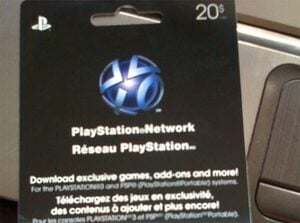 Here Are Your Canadian PSN Cards, Canada.