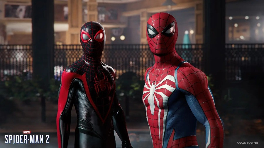 Do You Want More PS5 Marvel Games from Sony? Poll 1