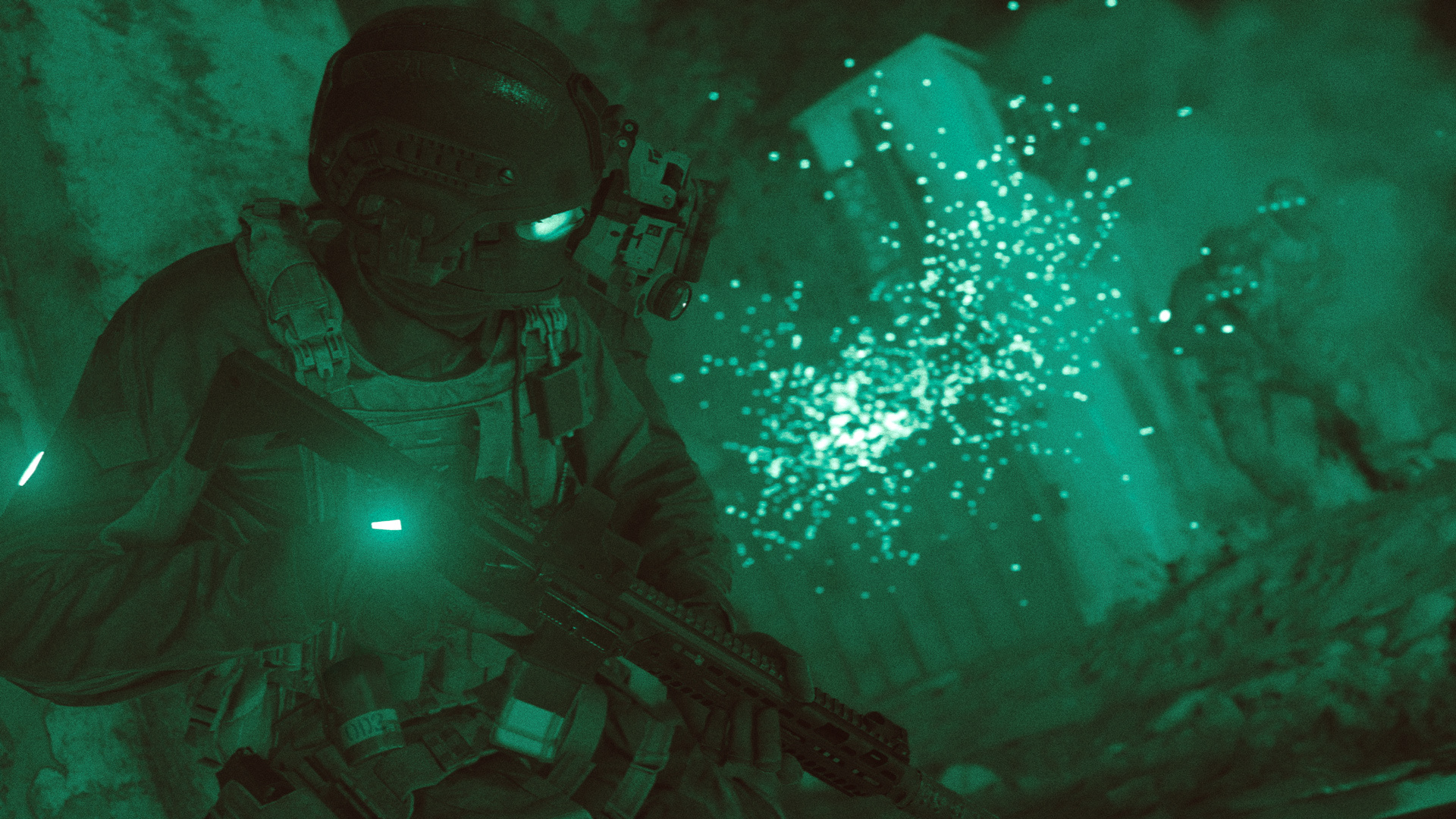 Here's a First Look at 'Call of Duty: Modern Warfare's Gritty Campaign