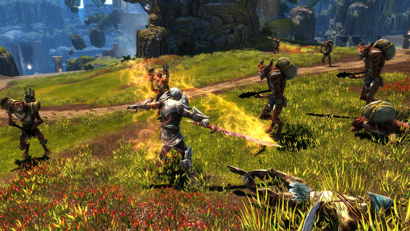 Looks like Kingdoms of Amalur: Reckoning's in for a remaster this summer
