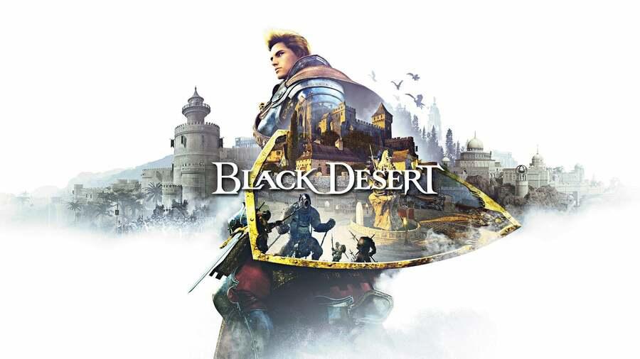 Black Desert Key Image