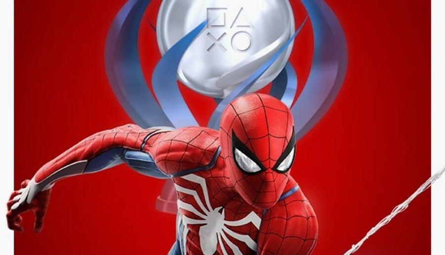 Spider-Man PS4 Platinum Trophy Achievers Rewarded with Free