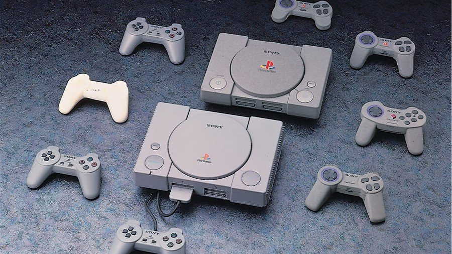 11. Play Station and Pads
