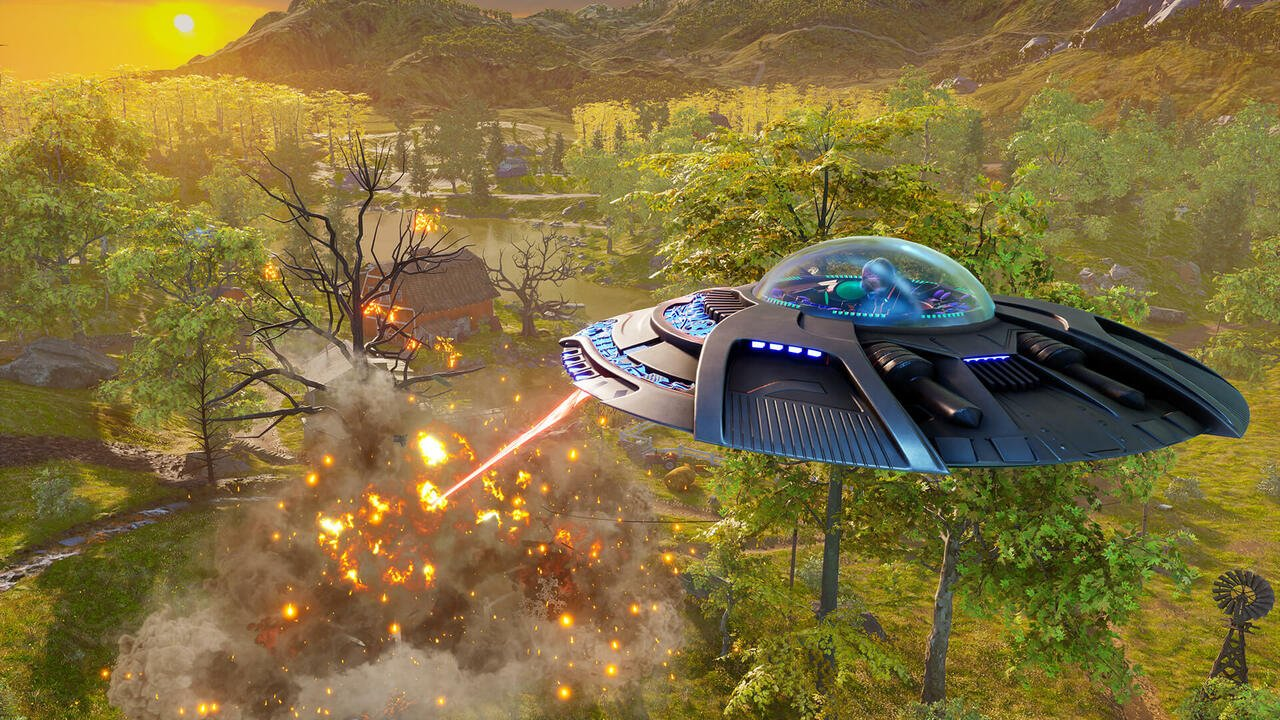 E3 2019: Here's Your First Look at the Destroy All Humans Remake in Action