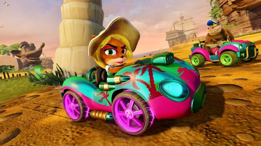 Crash Team Racing Nitro-Fueled PS4 PlayStation 4 How to Get Wumpa Coins Guide