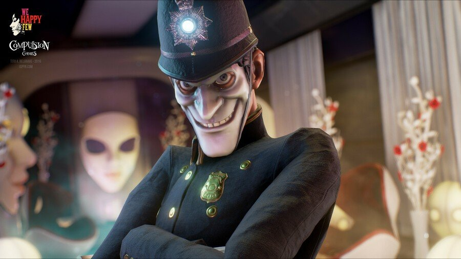 We Happy Few PS4 PlayStation 4 1