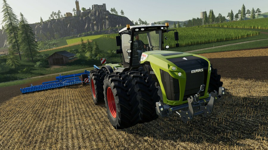 PS Plus PlayStation Plus May 2020 Farming Simulator 19 Cities Skylines
