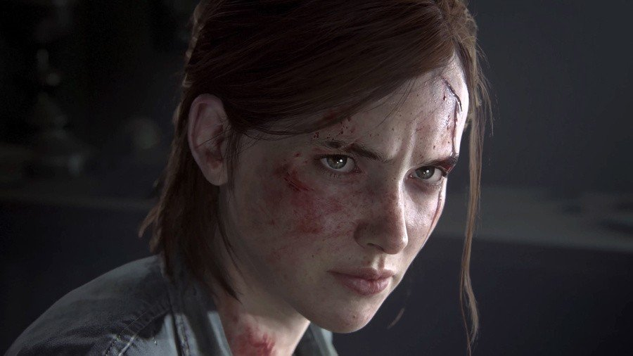The Last of Us Part II 2 PS4 PlayStation 4 1