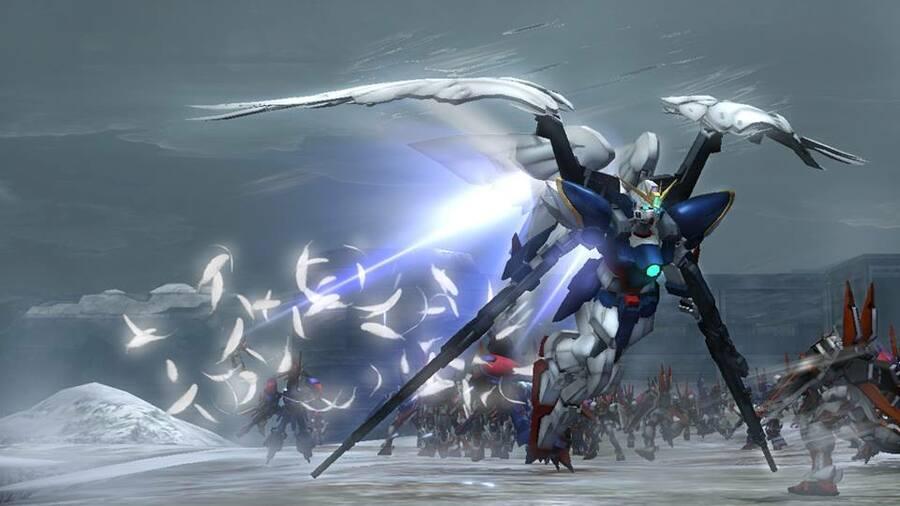 Dynasty Warriors: Gundam Reborn PS3 1