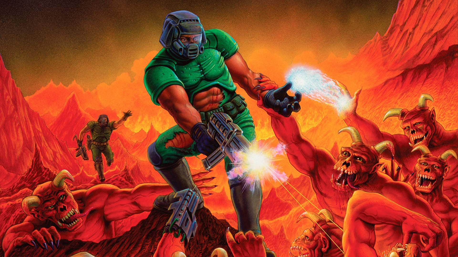 Bethesda Promises To Fix Classic DOOM After Enraging The Internet